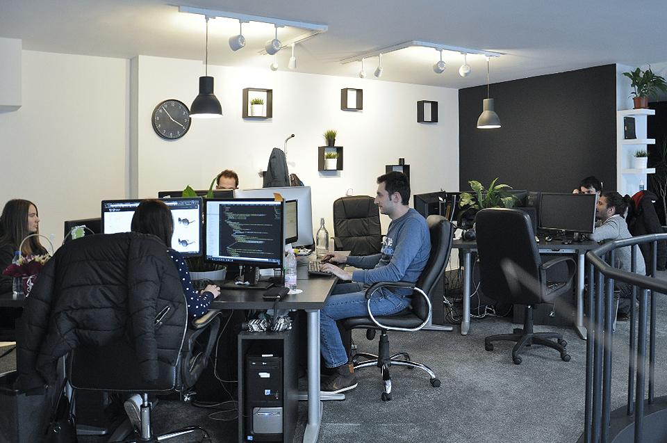 Преместихме се в нов офис