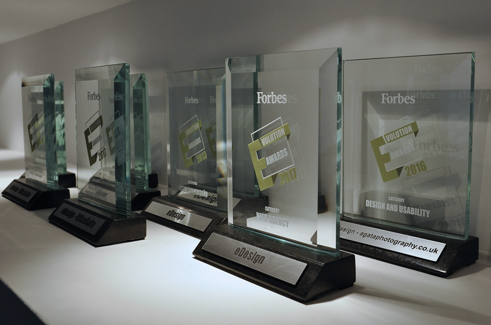 Forbes отново избра  eDesign  за Най-добра уеб агенция